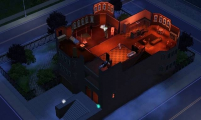 Artwork ke hře The Sims 3