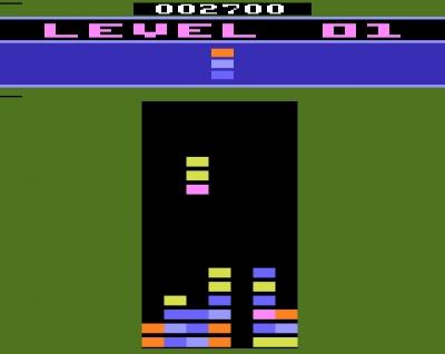 Screen ze hry Acid Drop