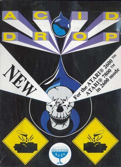 Obal hry Acid Drop