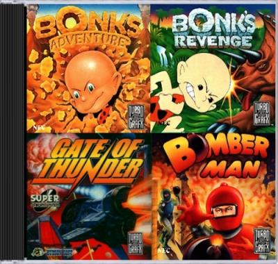 Obal hry 4 In 1 Super CD