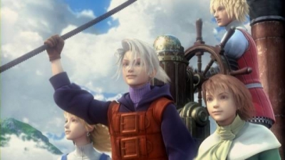 Screen ze hry FINAL FANTASY III