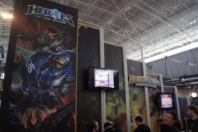 Artwork ke hře Hearthstone: Heroes of Warcraft