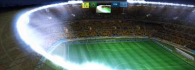 Screen ze hry 2014 FIFA World Cup Brazil