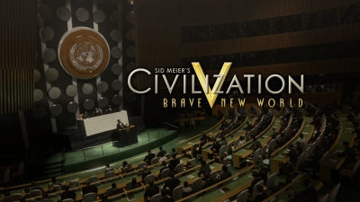 Artwork ke hře Civilization V: Brave New World