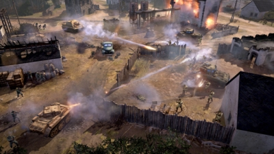Screen ze hry Company of Heroes 2: The Western Front Armies