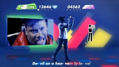Screen ze hry DanceStar Party