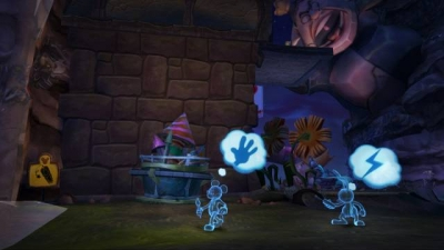 Screen ze hry Disney Epic Mickey 2: The Power of Two