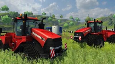 Screen ze hry Farming Simulator 2013