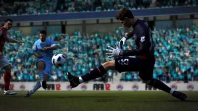 Screen ze hry FIFA 12