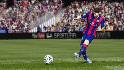 Artwork ke hře FIFA 15