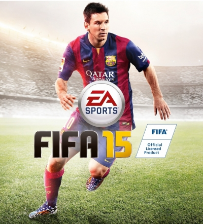 Obal hry FIFA 15