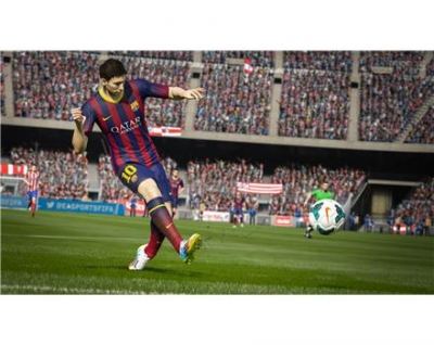 Screen ze hry FIFA 15