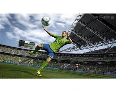Screen ze hry FIFA 15