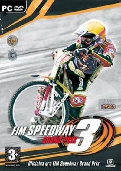 Artwork ke hře FIM Speedway Grand Prix 3