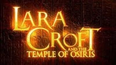 Artwork ke hře Lara Croft and the Temple of Osiris