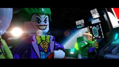 Screen ze hry LEGO Batman 3: Beyond Gotham