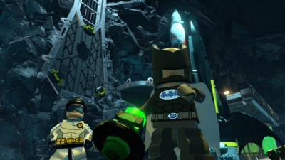 Screen ze hry LEGO Batman 3: Beyond Gotham