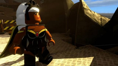 Screen ze hry LEGO Marvel Super Heroes