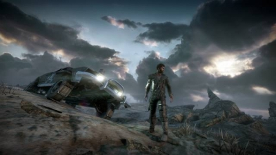 Artwork ke hře Mad Max