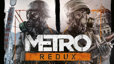 Artwork ke hře Metro Redux