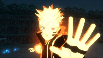 Artwork ke hře Naruto Shippuden: Ultimate Ninja Storm Revolution
