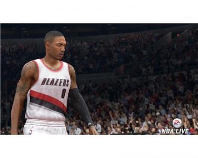 Screen ze hry NBA Live 15