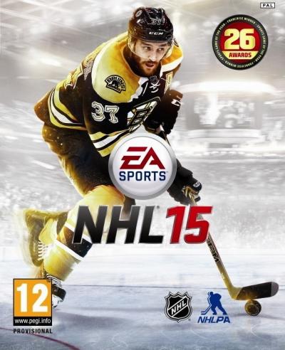 Artwork ke hře NHL 15
