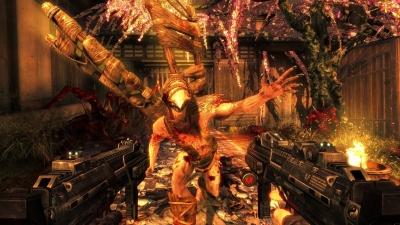 Screen ze hry Shadow Warrior (2013)