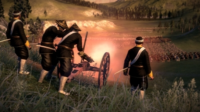 Screen ze hry Total War: Shogun 2 - Fall of the Samurai