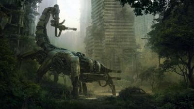 Artwork ke hře Wasteland 2