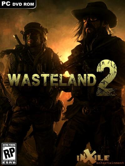 Obal hry Wasteland 2