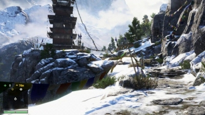 Artwork ke hře Far Cry 4