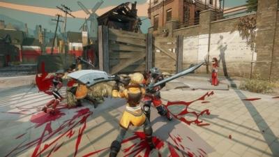Screen ze hry Battlecry