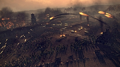 Screen ze hry Total War: Attila