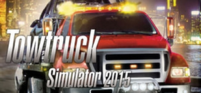 Artwork ke hře Towtruck Simulator 2015