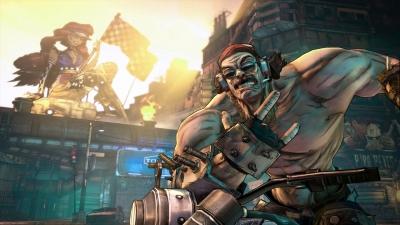 Screen ze hry Borderlands 2: Mr. Torgue´s Campaign of Carnage