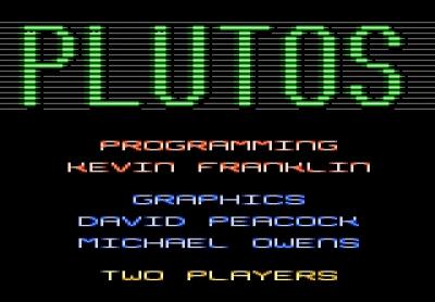 Screen ze hry Plutos