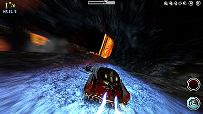 Screen ze hry Carnage Racing