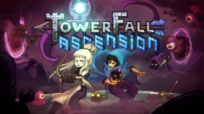 Artwork ke hře TowerFall Ascension