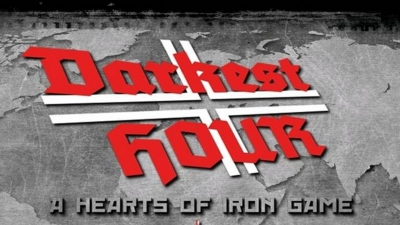 Artwork ke hře Darkest Hour: A Hearts of Iron Game