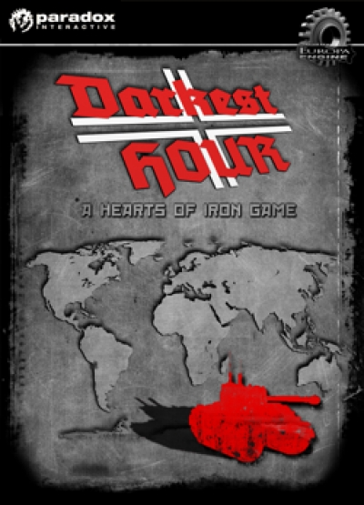 Obal hry Darkest Hour: A Hearts of Iron Game