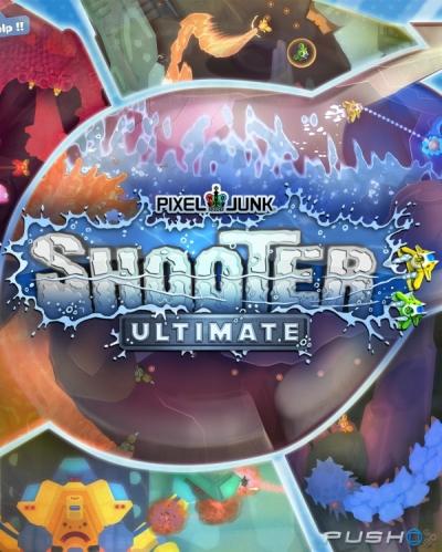 Obal hry PixelJunk Shooter Ultimate