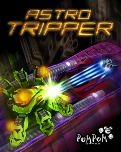 Obal hry Astro Tripper