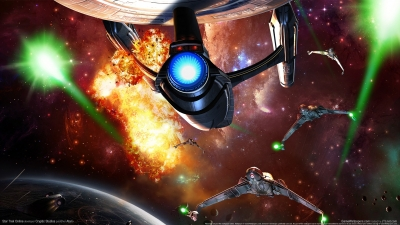 Artwork ke hře Star Trek Online