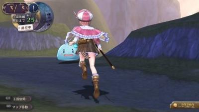 Artwork ke hře Atelier Rorona Plus: The Alchemist of Arland