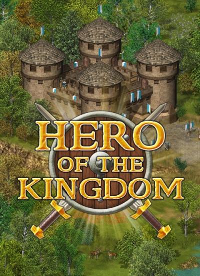 Obal hry Hero of the Kingdom