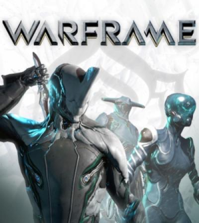 Obal hry Warframe