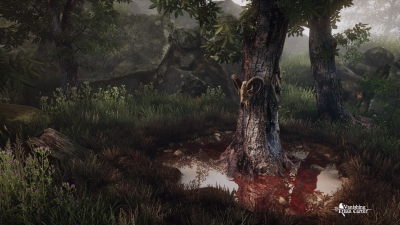 Screen ze hry The Vanishing of Ethan Carter