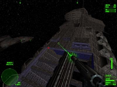 Screen ze hry Heavy Gear II