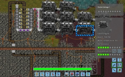 Screen ze hry Factorio